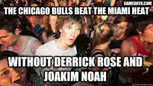 Chicago Bulls Memes - 7 bulls vs heat streak kill memes you need to see before the week