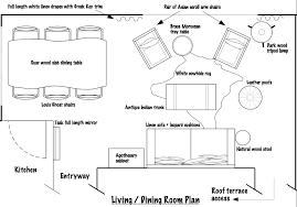 Home Decor Oakville Elly Macdonald Design Living Dining Room Plan Playuna