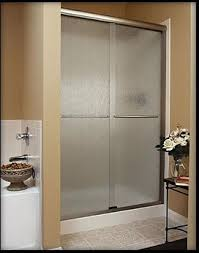 Shower Doors Basco Basco Infinity Sliding Shower Door 4500 60t Cl Wi 70 X56 60