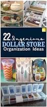 22 ingenious dollar store organization ideas the krazy coupon lady
