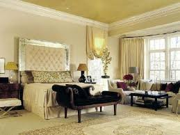 luxurious master bedroom decors with king wall headboards tufted