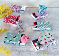 boite emballage cadeau en carton emballage cadeau avec des boites d u0027allumettes 25 idées d