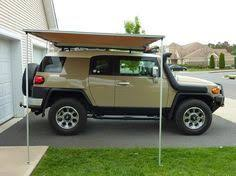 Iron Man Awning Ironman Instant Awning For Fj Cruisers Mounts Directly To Most