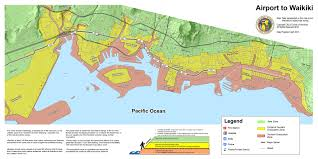 Honolulu Airport Map Hart Rail Project Headed For Trouble Big Island Now