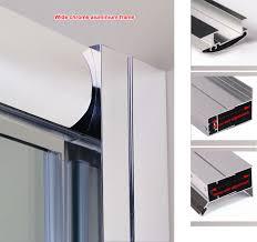 glass shower door replacement parts door frame parts u0026 common door terms diagram