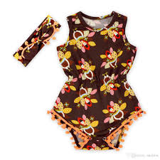 Thanksgiving Dress Baby Thanksgiving Turkey Baby Romper Newborn Thanksgiving