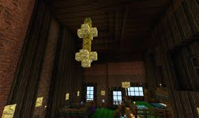 Glowstone Chandelier Articles With Minecraft Glowstone Chandelier Design Tag Minecraft