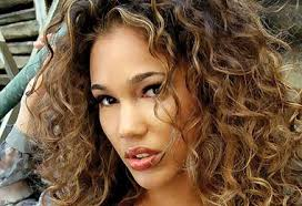 curly hair with lowlights 40 blonde and dark brown hair color ideas hairstyles amp haircuts
