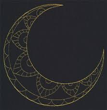 talisman crescent moon threads unique and awesome
