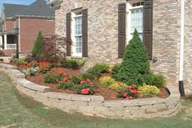 image of landscaping ideas front house entrance landscape for low