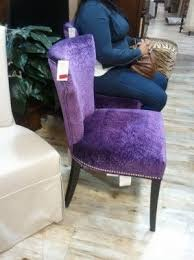 Home Goods Chair Covers 82 Best Purple Dining Chairs Images On Pinterest Lavender