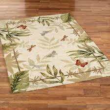 8x8 Outdoor Rug by Tropical Rugs Touch Of Class