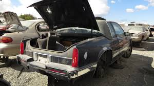 car junkyard portland junkyard find 1989 cadillac eldorado biarritz the truth about cars