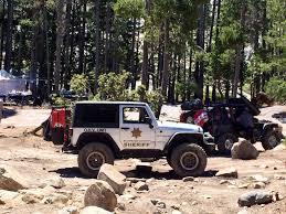 police jeep rubicon trail law enforcement jeep