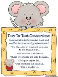 free set of making connections anchor charts by irene hines tpt