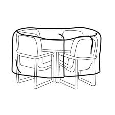 chairs cover outdoor table covers at brookstone buy now