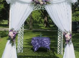 wedding arch decorations wedding arch flowers beautiful wedding arch flowers swag purple