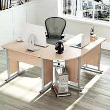 Modern L Shape Desk Large Modern L Shaped Desk 60 L X 24 D X 30h Corner Computer Desk
