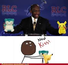 Herman Cain Meme - pok礬memes shellder of knowledge pokemon memes pok礬mon