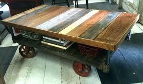 west elm industrial storage coffee table industrial coffee table industrial coffee tables french industrial