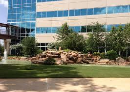 Landscape Management Services by Add Value To Commercial Real Estate With Beautiful Landscape