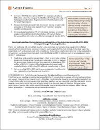 C Level Executive Resume Samples by C Level Technology Executive Page 3 Jpg