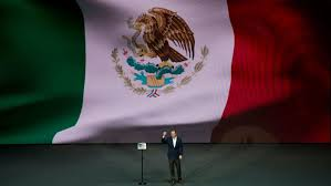Mexicans Flags Presidential Campaign Takes Shape With 3 Candidates Formally