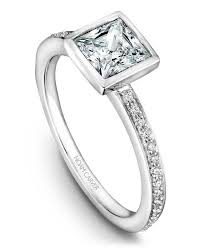 Wedding Rings Princess Cut by Princess Cut Engagement Rings