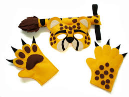 Cheetah Halloween Costume For Kids Magical Attic