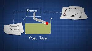 how does a fuel gauge work dummies video guide youtube