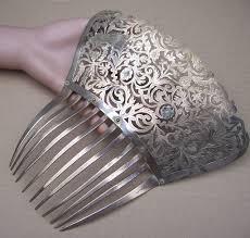 antique hair combs antique hair combs best 2000 antique decor ideas