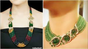 necklace designs with beads images Beautiful beads jewelry designs designer necklace designs jpg