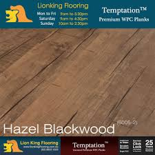 click lock wpc vinyl planks waterproof timber laminate flooring no
