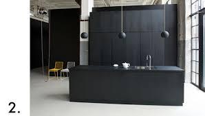 Black Kitchens Black Kitchens Bloesem