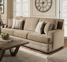 albany ultimate mushroom sofa u0026 loveseat set 488 savvy discount