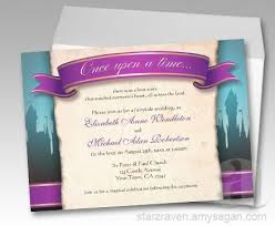 Fairytale Wedding Invitations Fairytale Wedding Invitations Orionjurinform Com