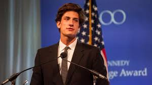 jfk u0027s only grandson jack schlossberg will make you do a double