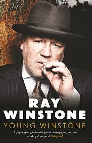 gangster film ray winstone young winstone by ray winstone canongate books