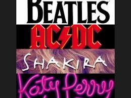imagenes logos musicales lista logos de los cantantes y grupos musicales