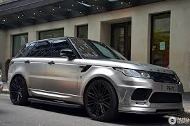 land rover range rover sport 2016 land rover urban range rover sport rrs 1 august 2016 autogespot