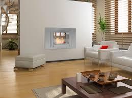two sided wellington wall mounted bio ethanol fireplace