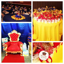 baby shower chair covers royal prince baby shower theme by lasting impressions