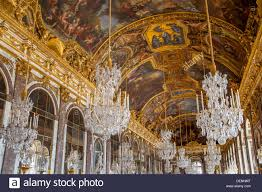 versailles chandelier ceiling and chandeliers lustre in the hall of mirrors cahteau