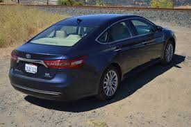 lexus sedan limo avalon car reviews and news at carreview com