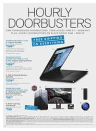 dell home home office black friday 2017 ad scan