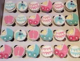 baby shower cupcakes for a girl baby shower cupcakes girl or boy cakes by lizzie edinburgh