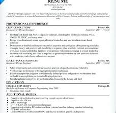 Resume Format For Computer Science Engineering Students Freshers Sample Resume Computer Engineer Computer Engineering Sample