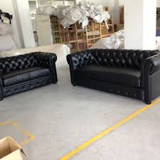 Online Get Cheap Black Chesterfield Sofa Aliexpresscom Alibaba - Chesterfield sofa and chairs