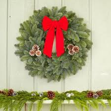 sherwood forest farms wreath fundraiser our products