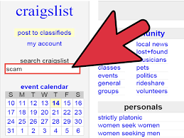 Why Am I Getting Flagged On Craigslist How To Spot A Craigslist Scam 5 Steps With Pictures Wikihow